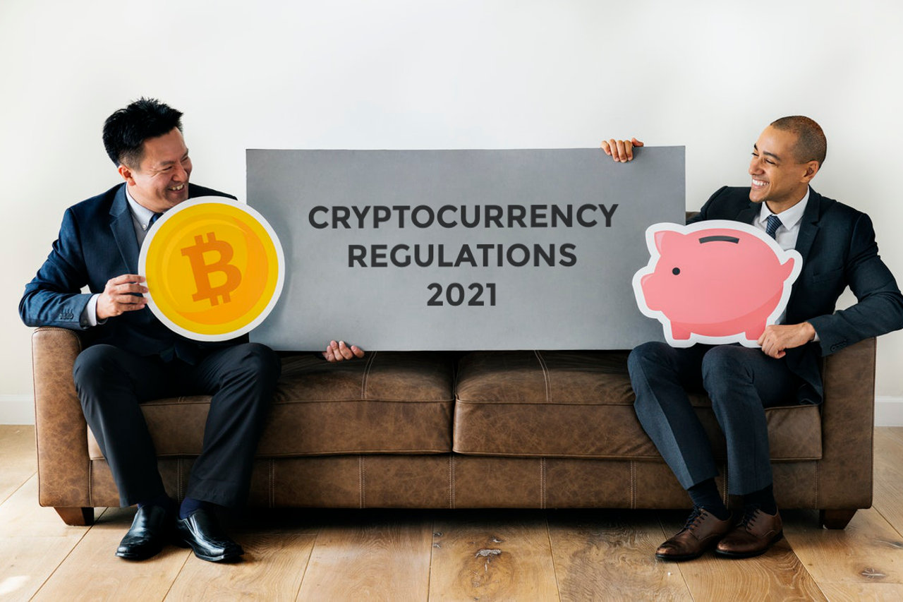 Cryptocurrency regulations for 2021