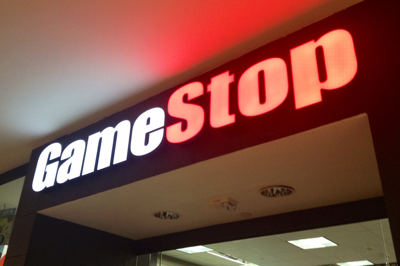 GameStop brand
